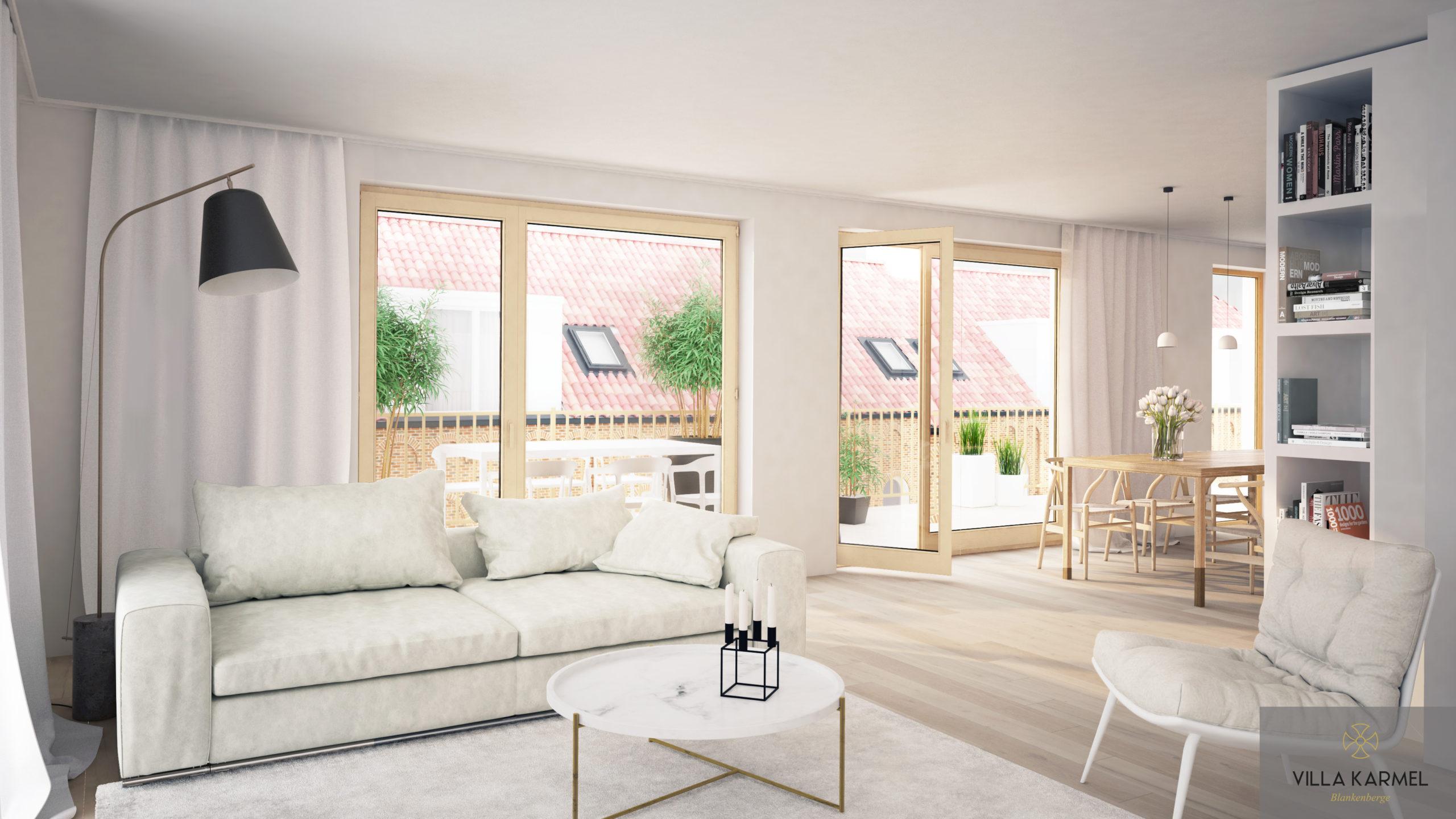 Afbeelding nieuwbouwproject Villa Karmel