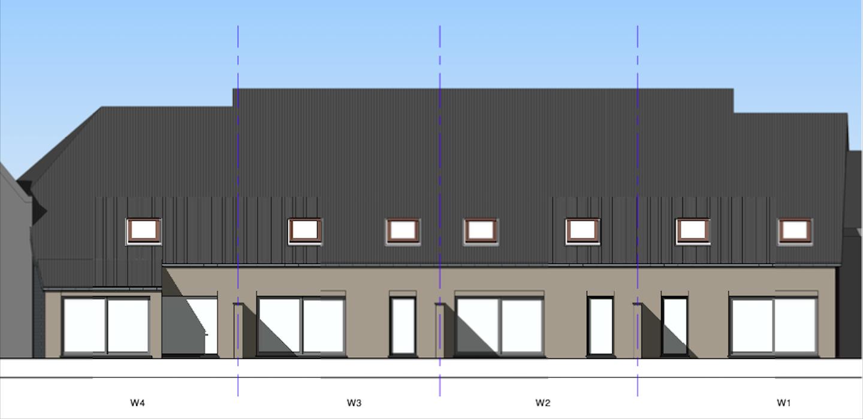 Afbeelding nieuwbouwproject Nieuwproject te Vlissegem